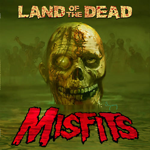 Alliance Misfits - Land Of The Dead [Clear Red Vinyl] [Limited Edition] thumbnail