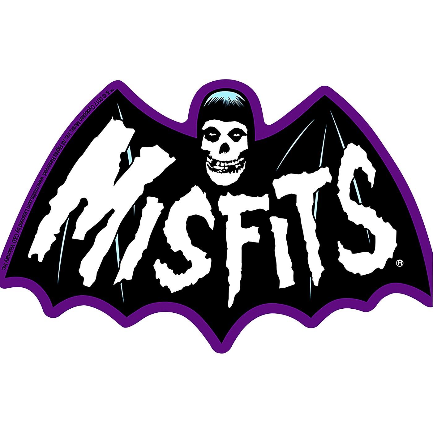 C&D Visionary Misfits Bat Fiend Sticker thumbnail