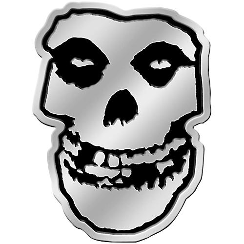 C&D Visionary Misfits Skull Heavy Metal Sticker thumbnail
