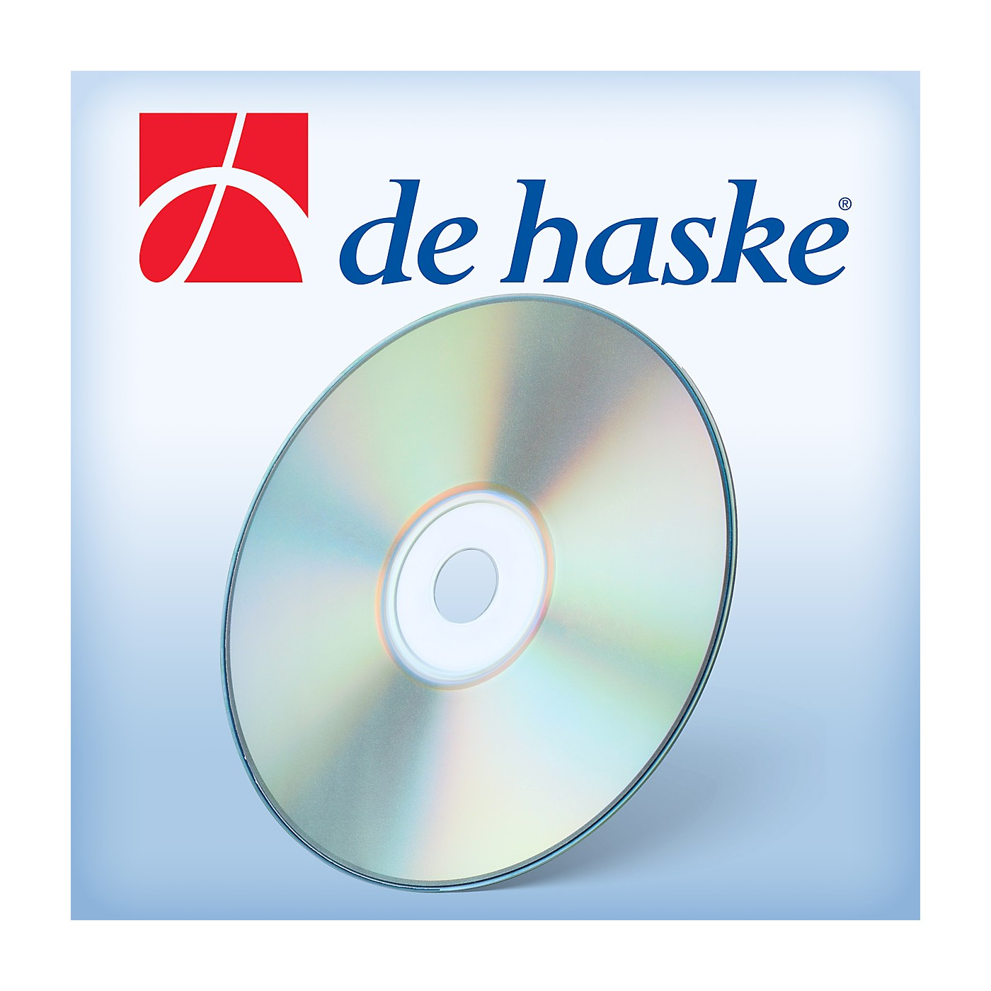 De Haske Music Missa Brevis CD (De Haske Sampler CD) Concert Band Composed by Various thumbnail