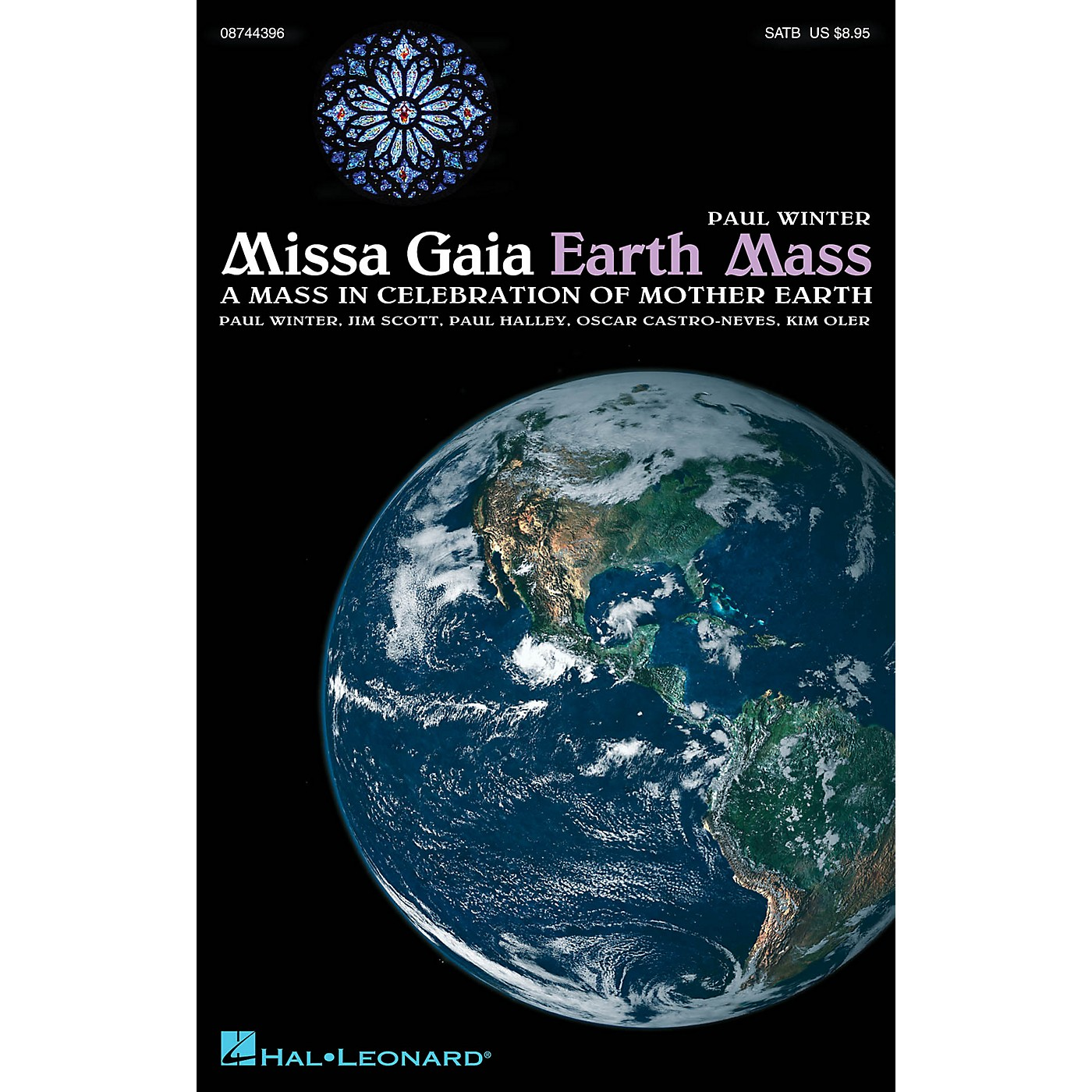 Hal Leonard Missa Gaia (Earth Mass) Sound Cues CD by Paul Winter Composed by Jim Scott thumbnail