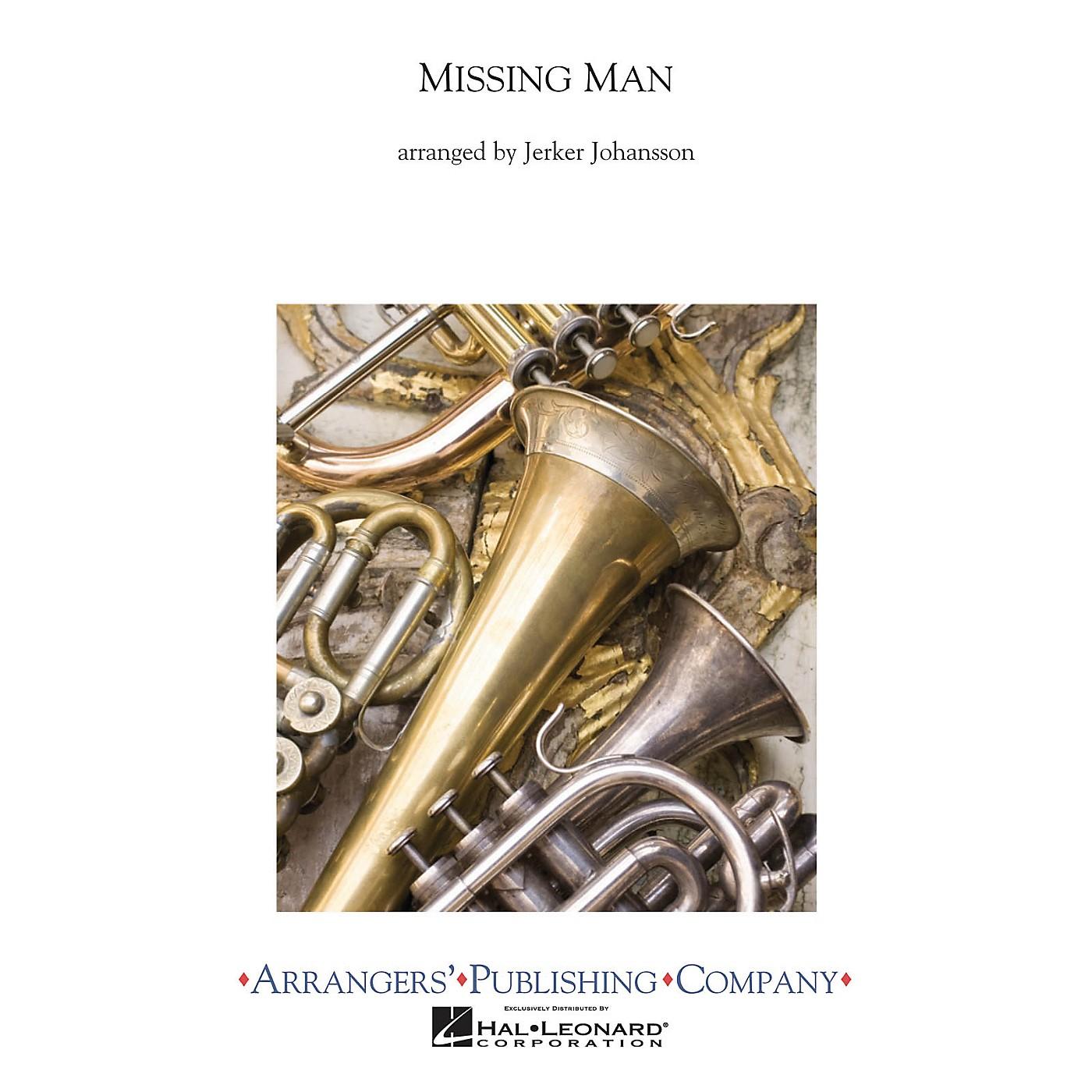 Arrangers Missing Man Concert Band Arranged by Jerker Johansson thumbnail