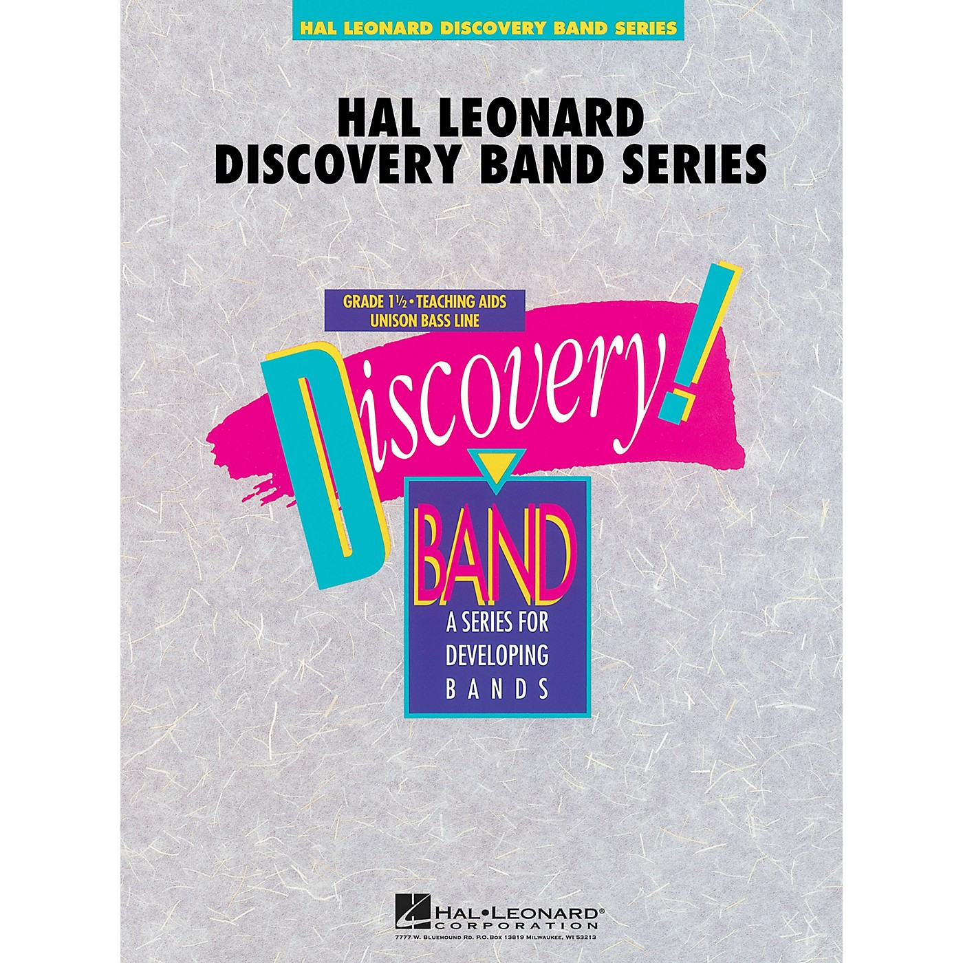 Hal Leonard Mission: Impossible Theme Concert Band Level 1 1/2 Arranged by Paul Lavender thumbnail