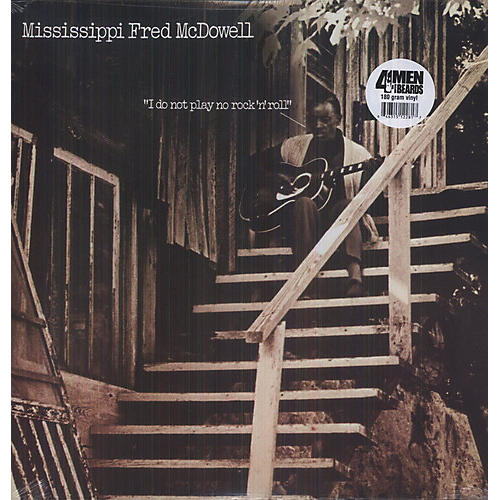 Alliance Mississippi Fred McDowell - I Do Not Play No Rock 'N' Roll thumbnail