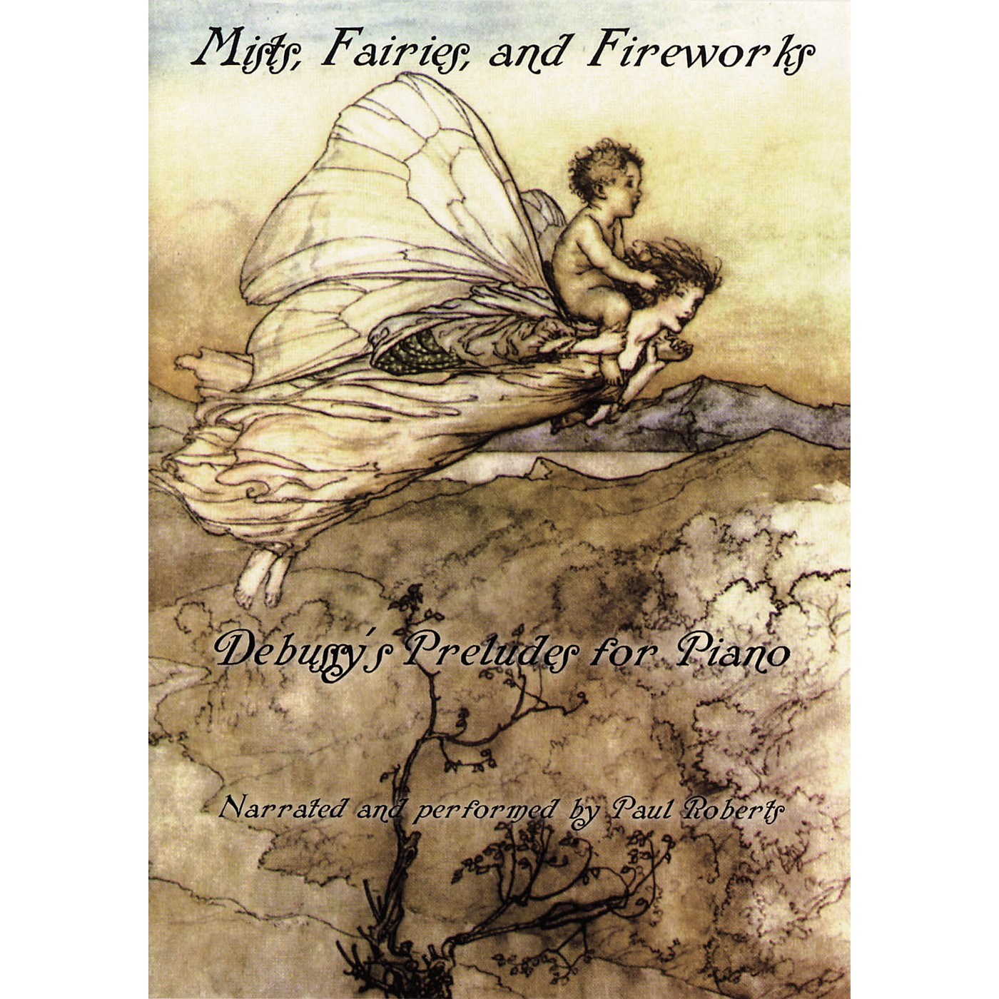 Amadeus Press Mists, Fairies, and Fireworks (Debussy's Preludes for Piano) Amadeus Series DVD Written by Paul Roberts thumbnail