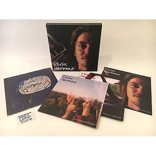 Alliance Mitch Hedberg - The Complete Vinyl Collection thumbnail