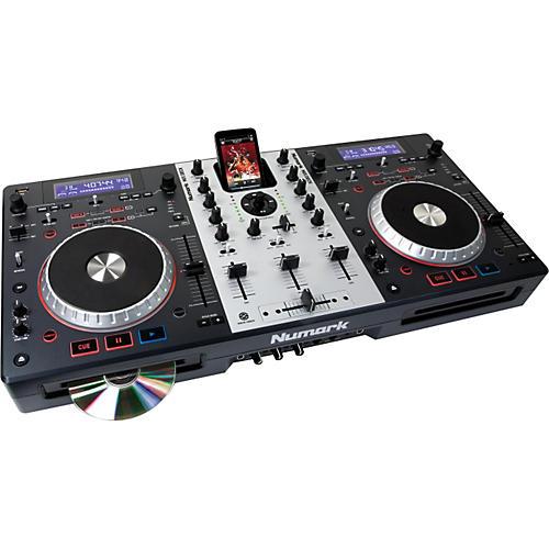 Numark MixDeck Universal DJ System in Silver thumbnail