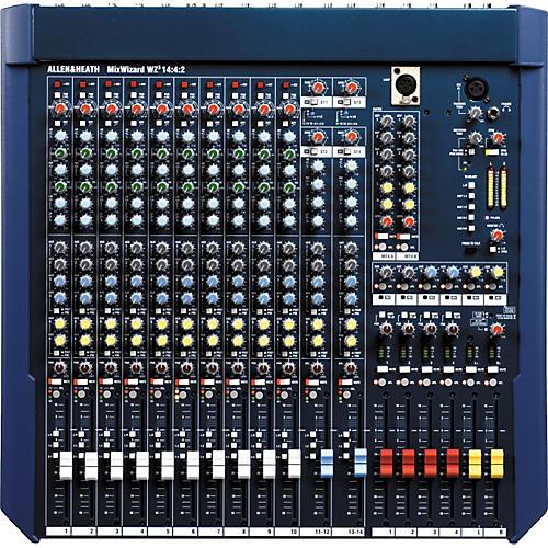 Allen & Heath MixWizard WZ3 14:4:2+ Mixer thumbnail
