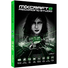 Acoustica Mixcraft 8 Recording Studio Academic Edition - Box