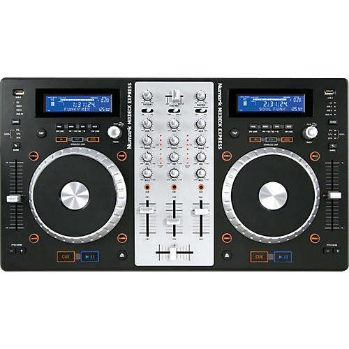 Numark Mixdeck Express DJ Controller with CD and USB Playback thumbnail