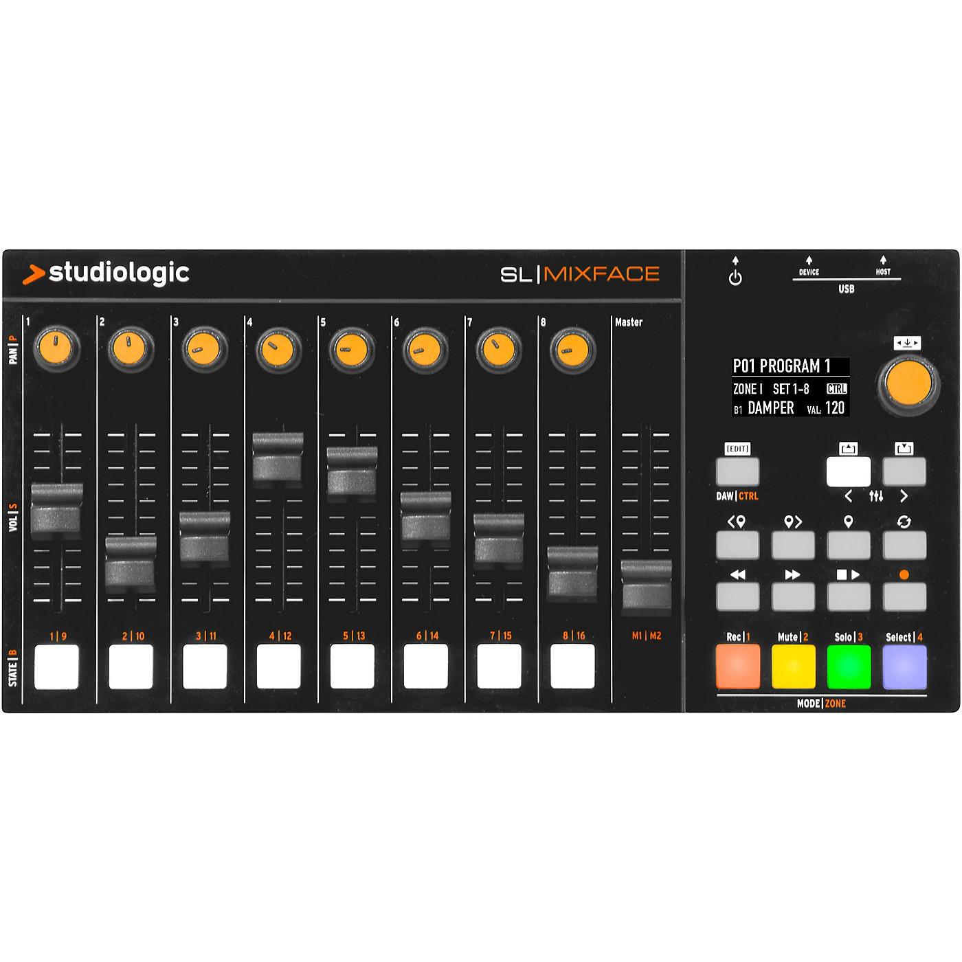 Studiologic Mixface MIDI Control Surface thumbnail