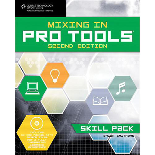 Cengage Learning Mixing In Pro Tools Skill Pack 2E thumbnail
