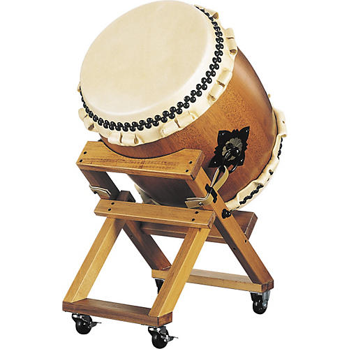 Pearl Miya Taiko Stand with Casters-thumbnail