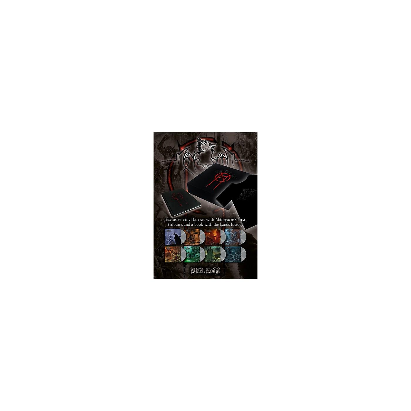 Alliance Månegarm - 8LP Boxset + Book + T-Shirt (2XL) thumbnail