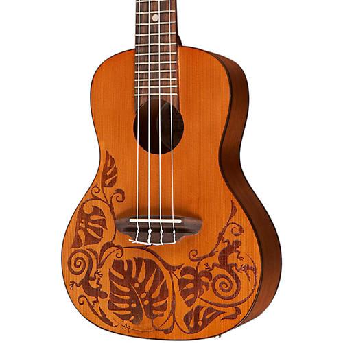 Luna Guitars Mo Mah Concert Ukulele thumbnail