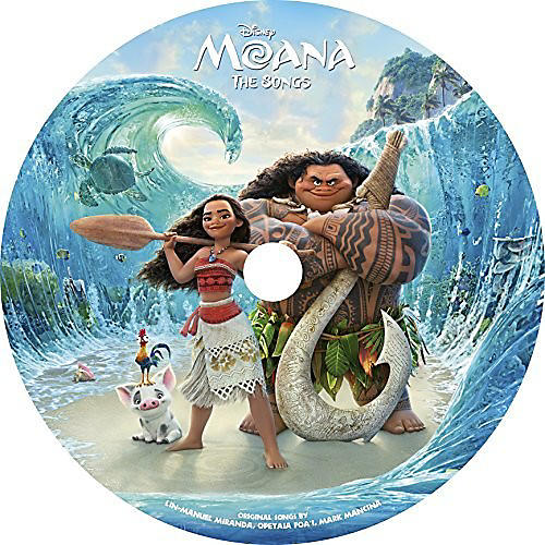 Alliance Moana: The Songs (Picture Disc) thumbnail