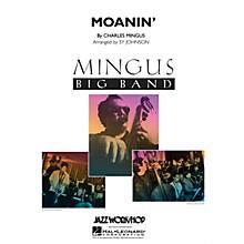 Hal Leonard Moanin' Jazz Band Level 5 Arranged by Sy Johnson