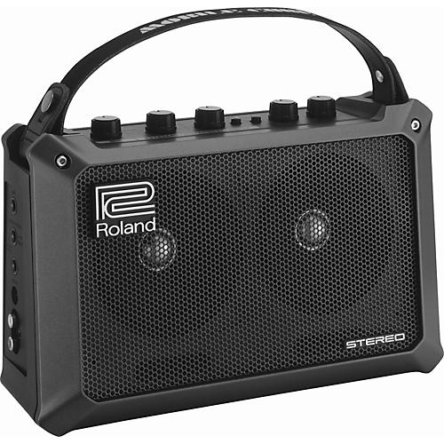 Roland Mobile Cube Battery-Powered Stereo Guitar Combo Amp thumbnail