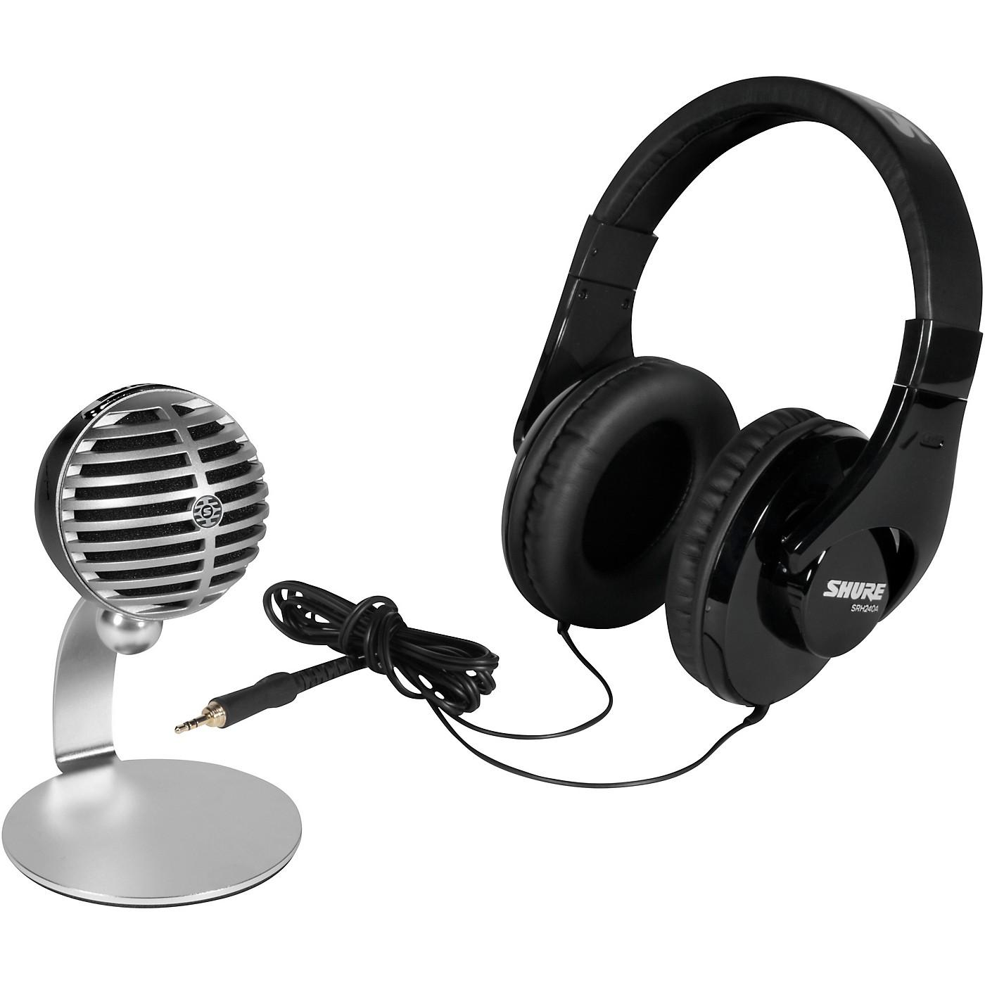 Shure Mobile Recording Kit thumbnail