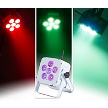 ColorKey MobilePar Hex 6 Cordless and Wireless RGBAW+UV LED PAR Wash Light