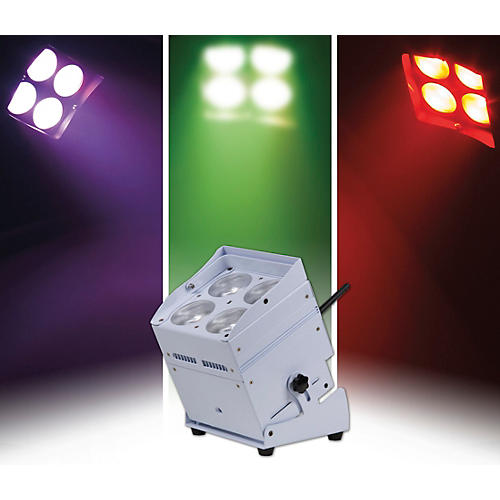 ColorKey MobilePar QUAD 4 Wireless, Cordless W-DMX RGBW LED PAR Wash Light thumbnail