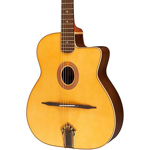 Manuel Rodriguez Mod D Rio Maccaferri-Style Cutaway Acoustic Guitar thumbnail