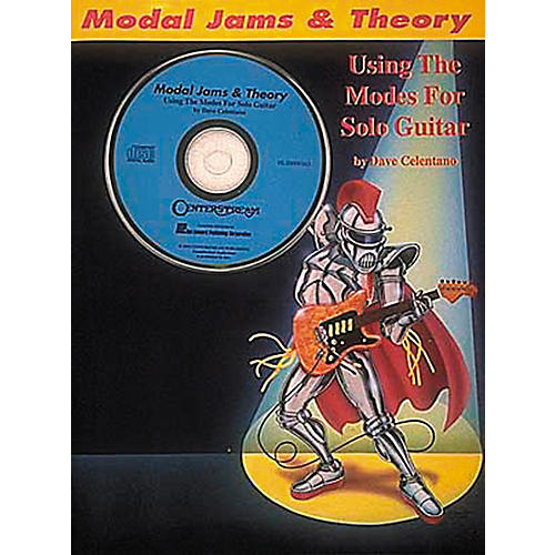 Hal Leonard Modal Jams And Theory Book/CD thumbnail