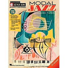 Hal Leonard Modal Jazz - Jazz Play-Along Volume 179 Book/CD
