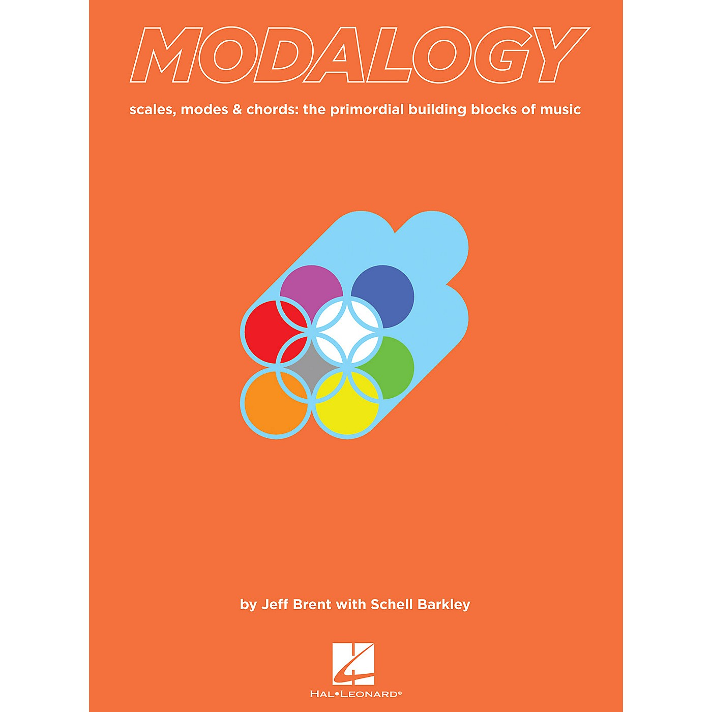 Hal Leonard Modalogy Jazz Instruction Series Softcover Written by Jeff Brent thumbnail