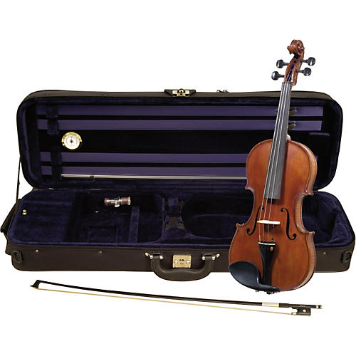 Karl Willhelm Model 44 Violin Outfit-thumbnail