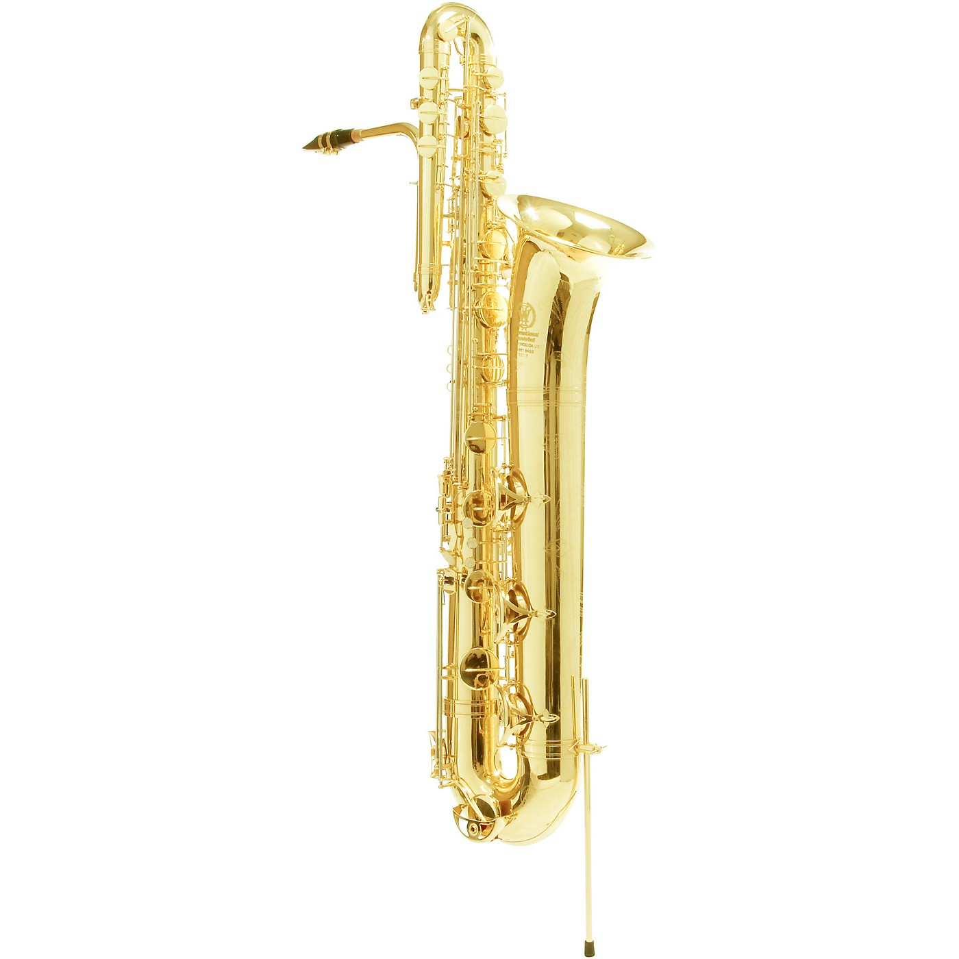 International Woodwind Model 661 Bass Saxophone thumbnail