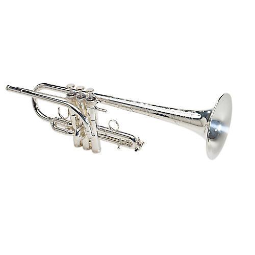 S.E. SHIRES Model 6MS8 Eb Trumpet-thumbnail