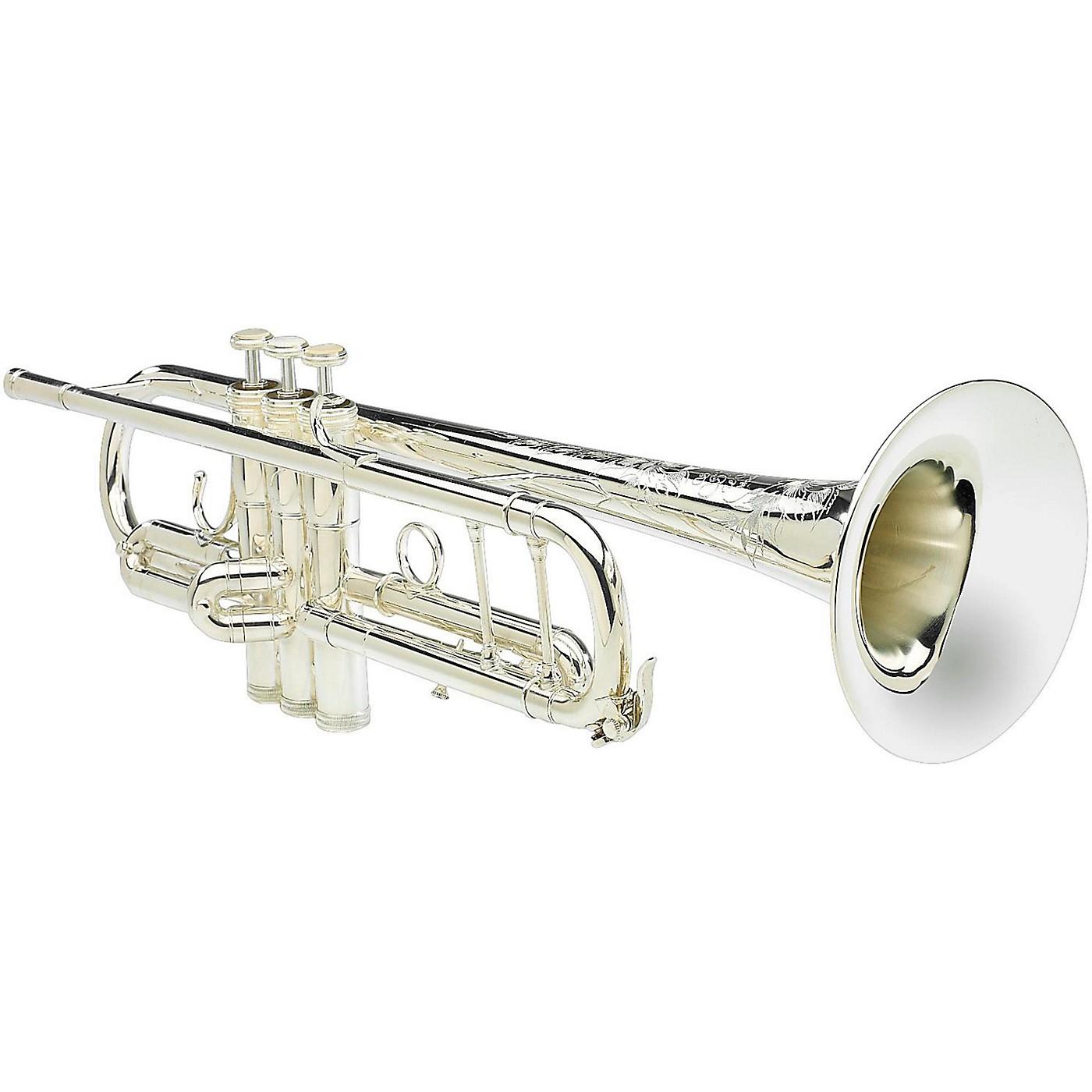 S.E. SHIRES Model BLW Series Bb Trumpet thumbnail