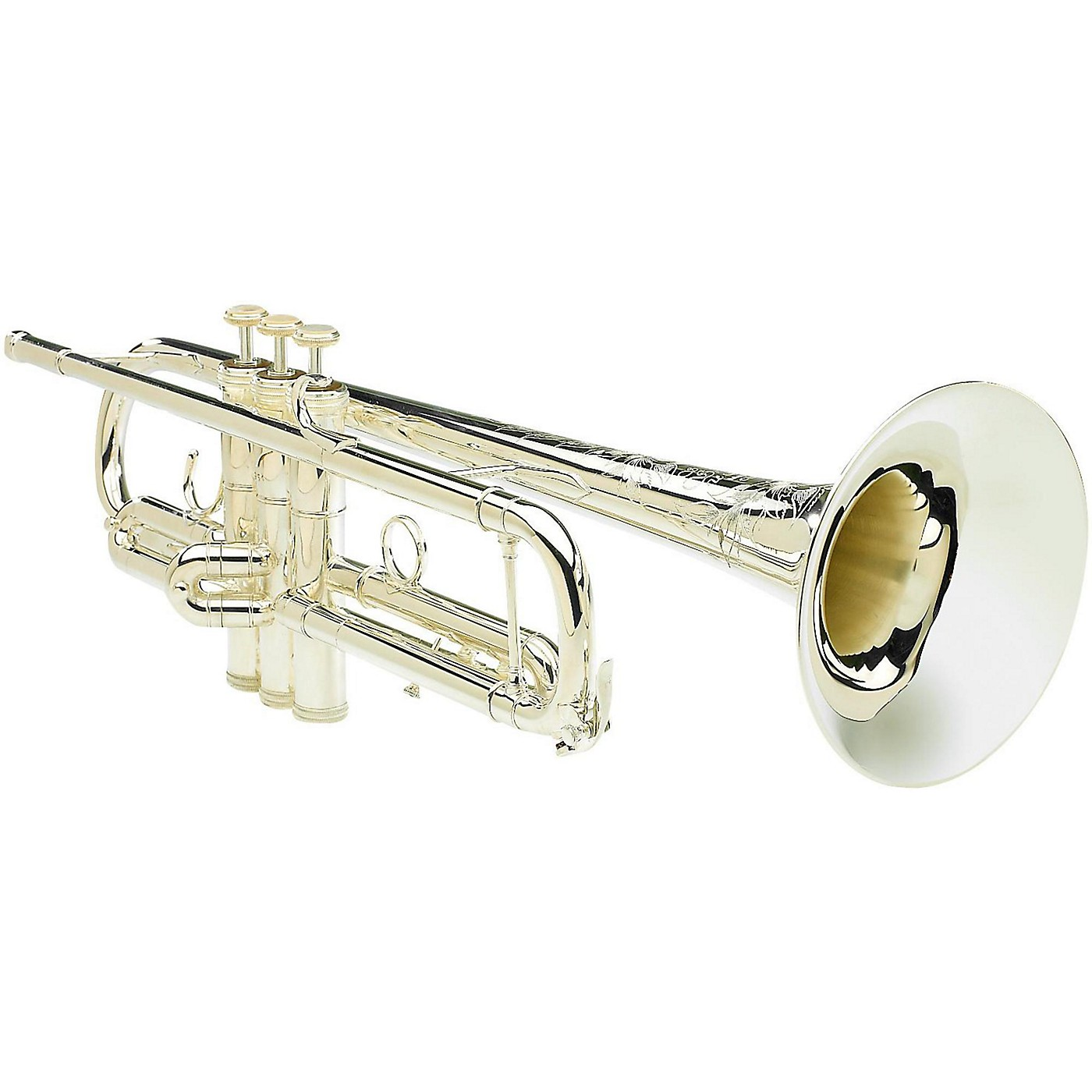 S.E. SHIRES Model CVP Series Bb Trumpet thumbnail