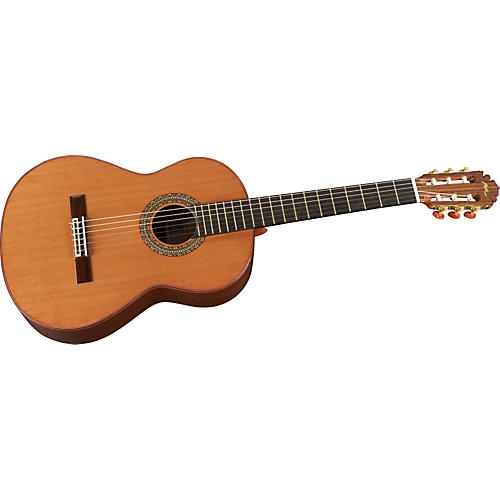 Manuel Rodriguez Model D Exotic Madagascar Cedar Top Spanish Nylon-String Acoustic Guitar-thumbnail