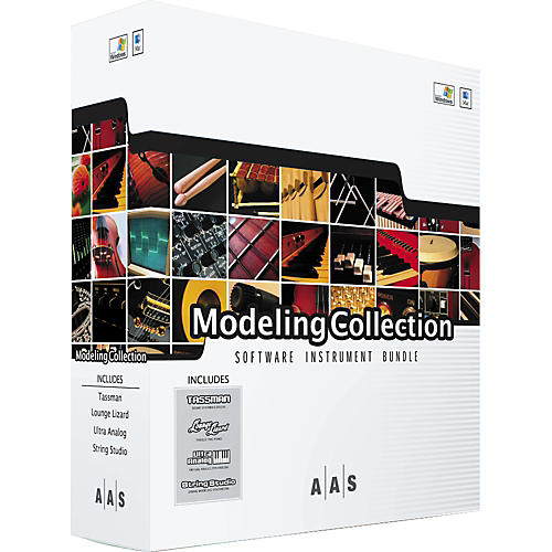 AAS Modeling Collection Professional Series Bundle thumbnail