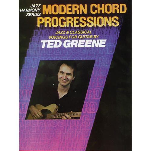 Alfred Modern Chord Progressions Book-thumbnail