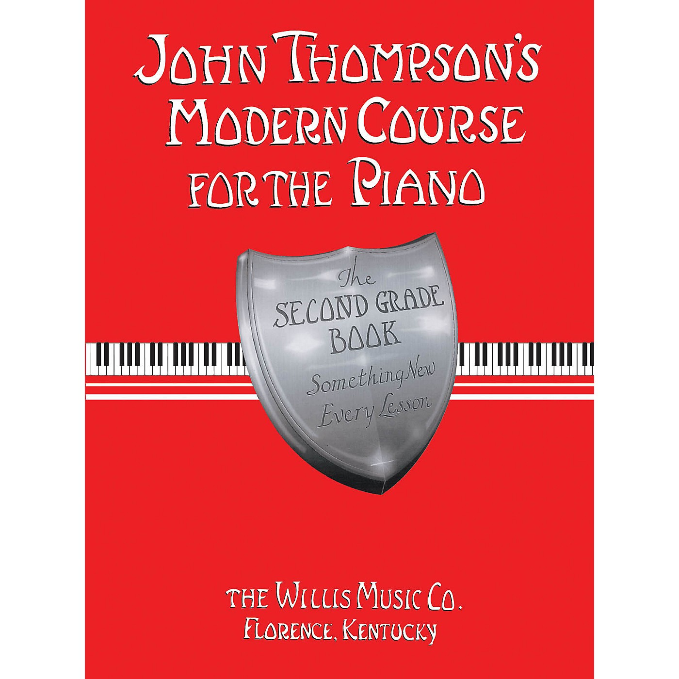 Hal Leonard Modern Course For The Piano Second Grade Book thumbnail
