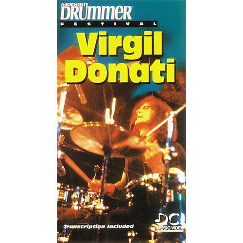 Alfred Modern Drummer Festival - Virgil Donati Video thumbnail