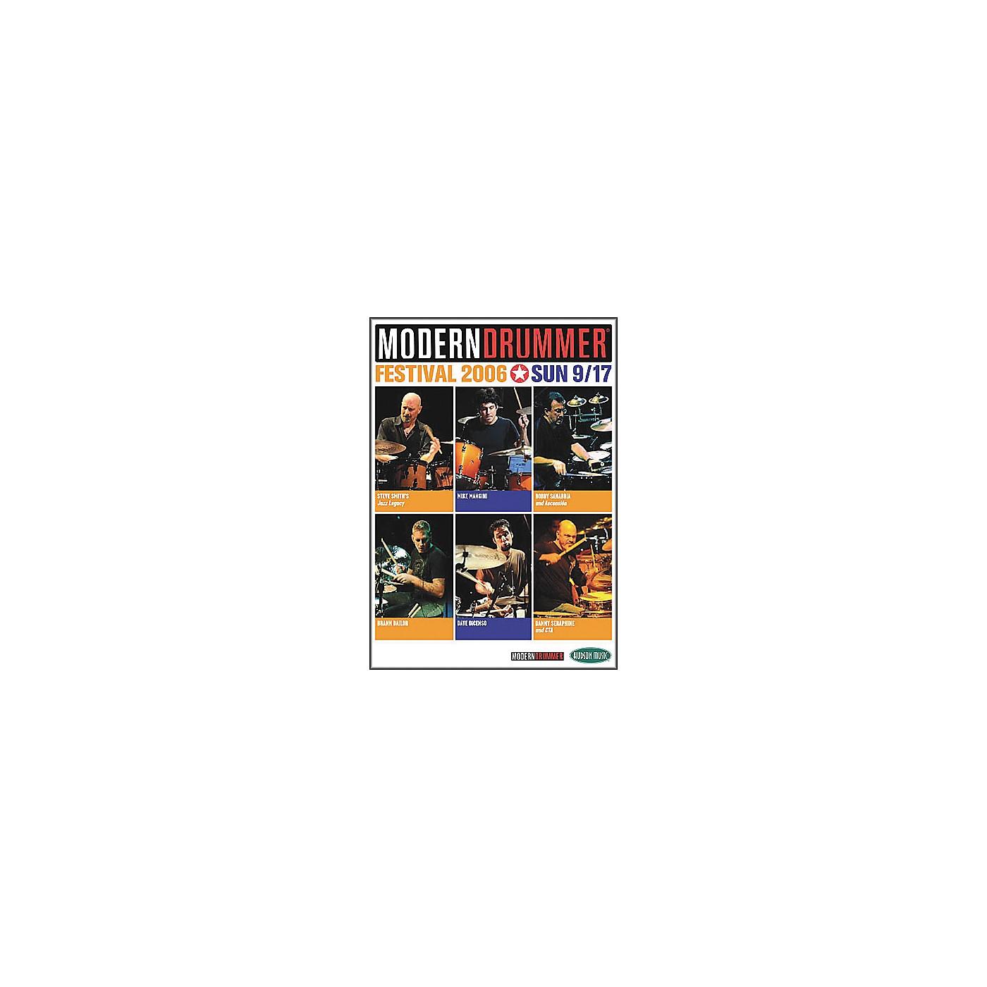 Hudson Music Modern Drummer Festival 2006 - Sunday (2-DVD Set) thumbnail