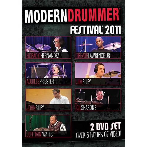 Hudson Music Modern Drummer Festival 2011 2-DVD Set thumbnail