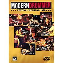 Alfred Modern Drummer Festival '98 DVD