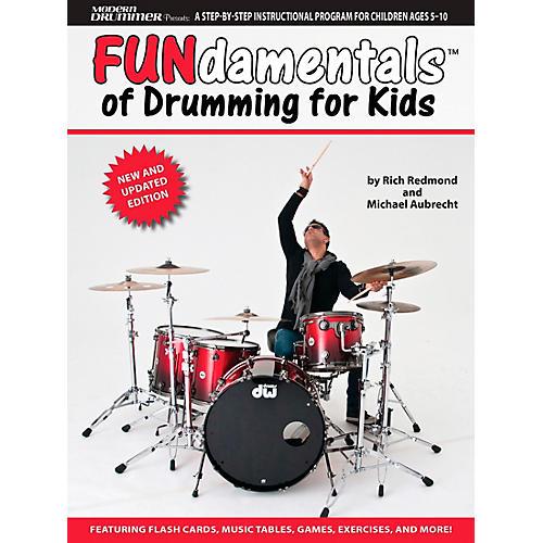 Hal Leonard Modern Drummer Presents Fundamentals of Drumming for Kids thumbnail