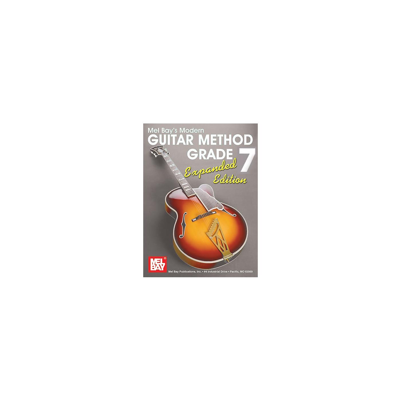 Mel Bay Modern Guitar Method Grade 7 Book - Expanded Edition thumbnail