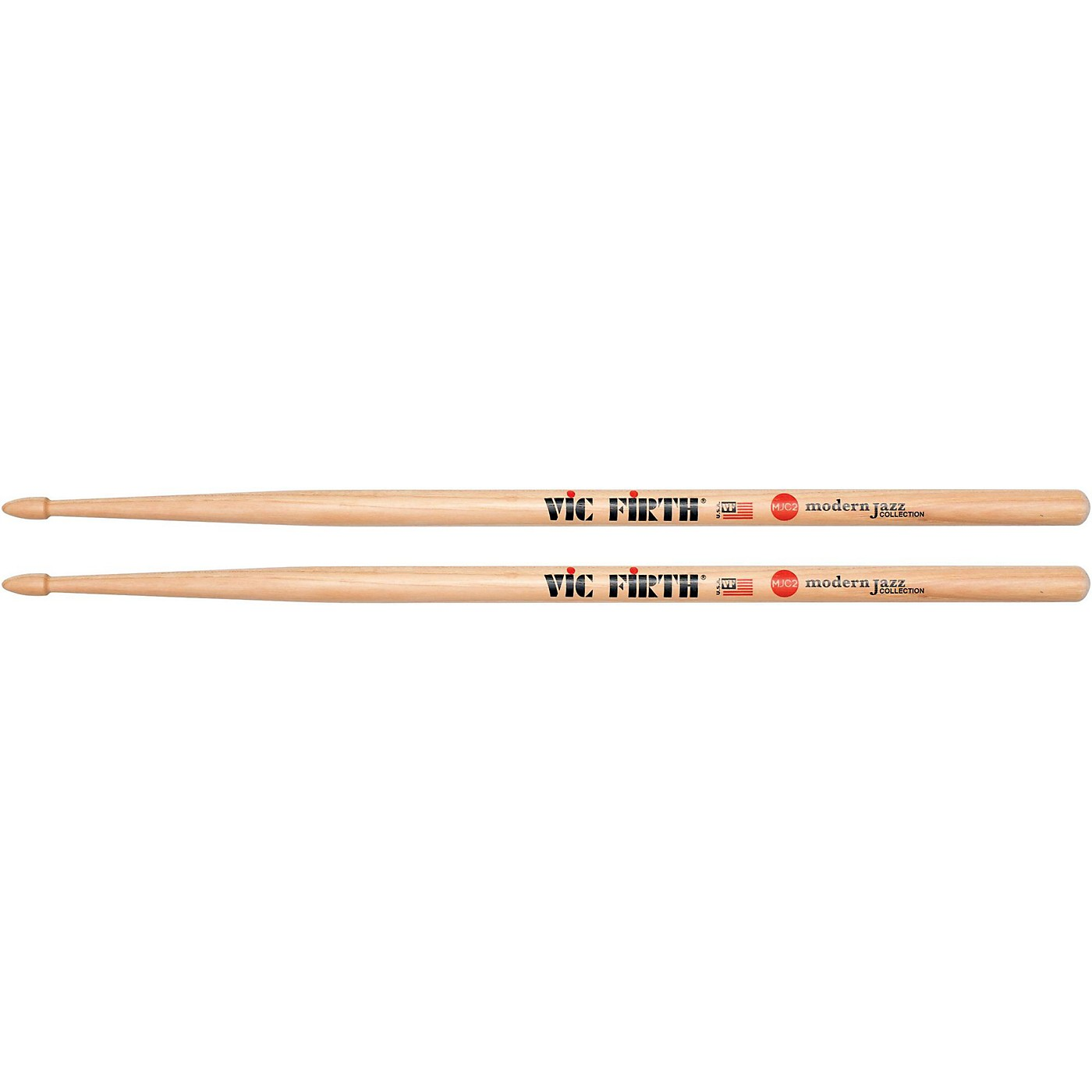 Vic Firth Modern Jazz Collection - MJC2 thumbnail