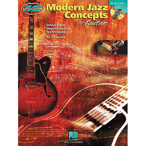 Musicians Institute Modern Jazz Concepts for Guitar (Book/CD) thumbnail
