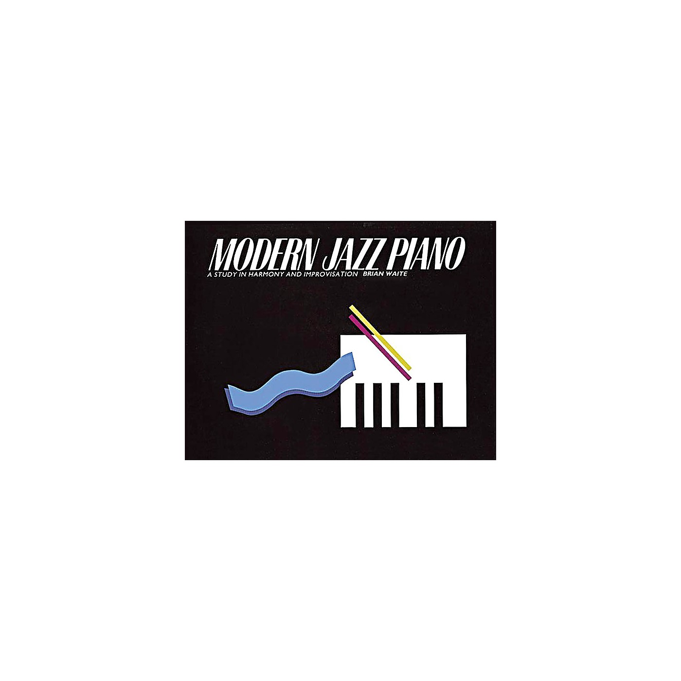 Music Sales Modern Jazz Piano Music Sales America Series Softcover Written by Brian Waite thumbnail