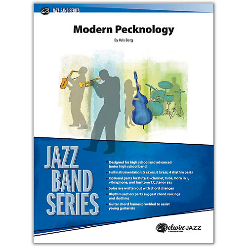 BELWIN Modern Pecknology Conductor Score 3.5 (Medium) thumbnail