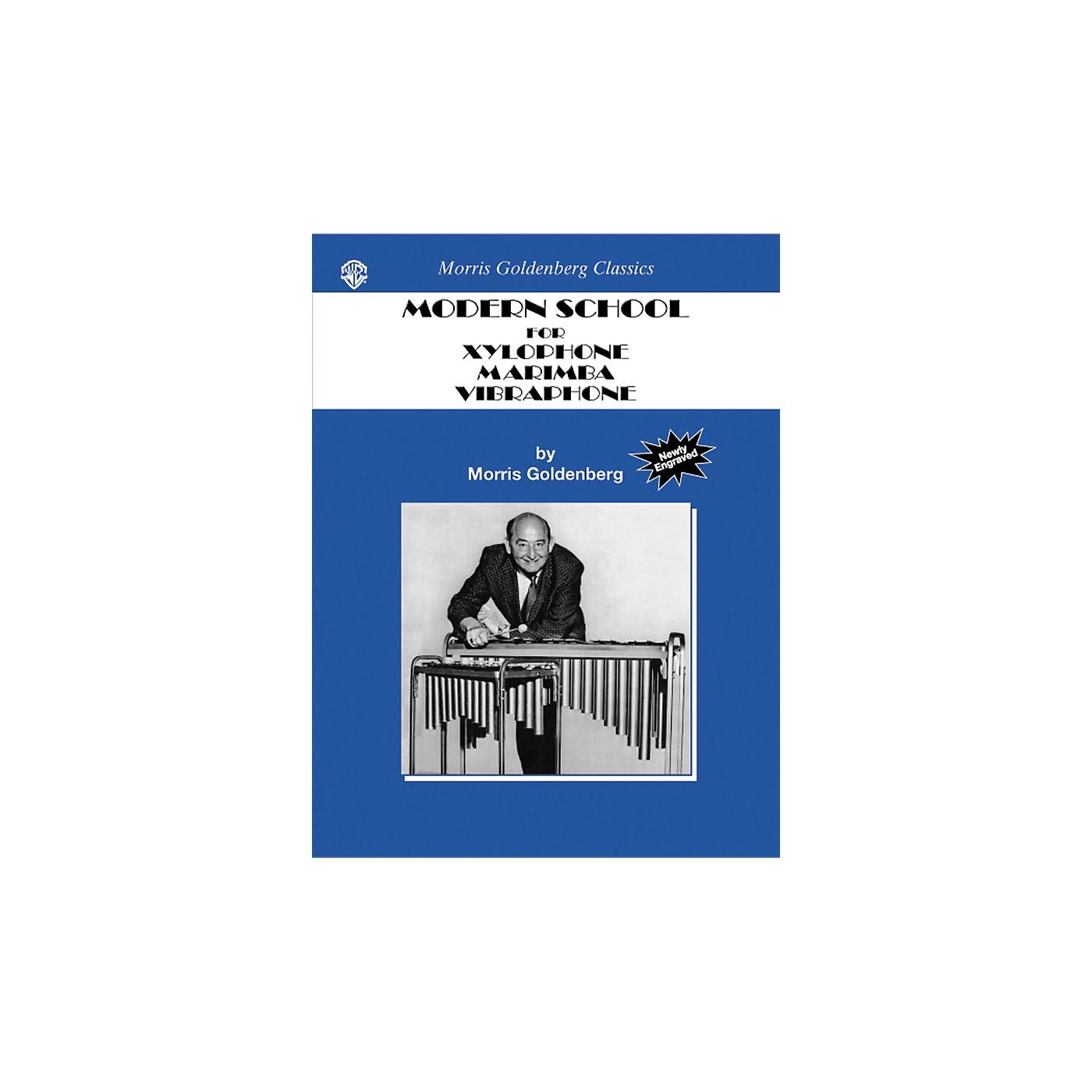 Alfred Modern School for Xylophone Marimba Vibraphone thumbnail