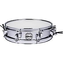 Ddrum Modern Tone Steel Piccolo Snare Drum